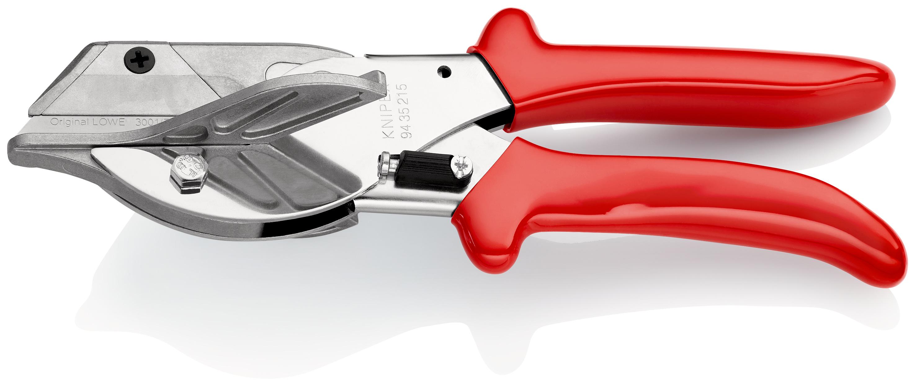 38 21 200 Knipex Pince Mécanicien noir atramentiert poli avec