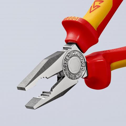 Knipex COMBINATION PLIERS 02 06 180 SB