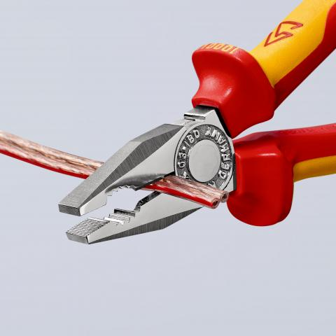 PINCE UNIVERSELLE KNIPEX REF 03.180